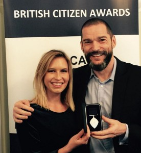 Fred British Citizen Award