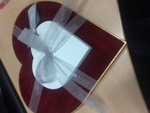Raymond Blanc OBE - The beautifully packaged choc box